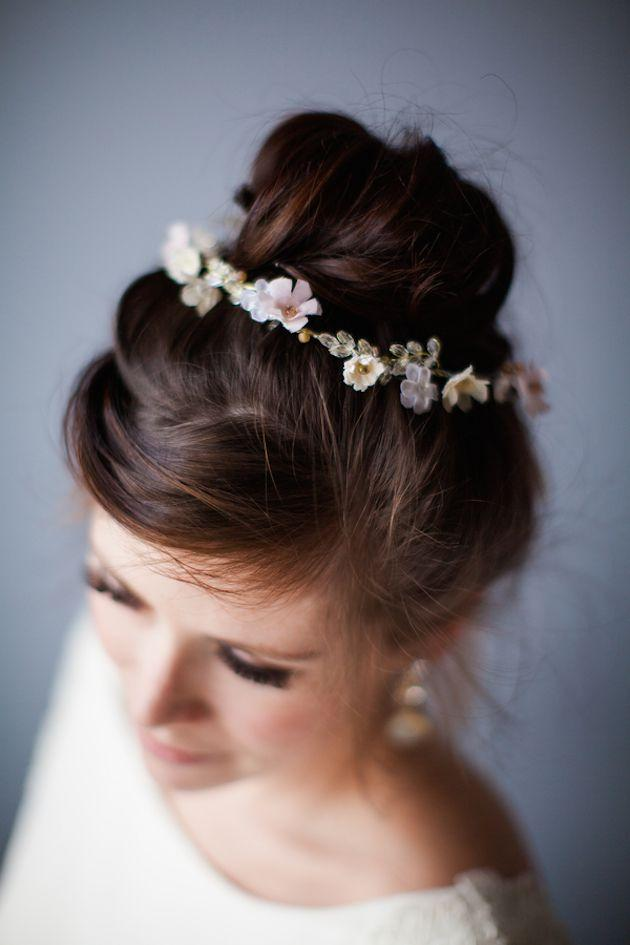 Свадьба - Gorgeous Bridal Hair Accessories From Emma & Grace