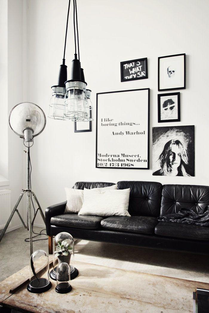 Mariage - Modern Lofts And Industrial Spaces Are Becoming More And More Popular In Urban Living, These Are Some Great Uses Of Industrial And Warehouse Style Spaces.