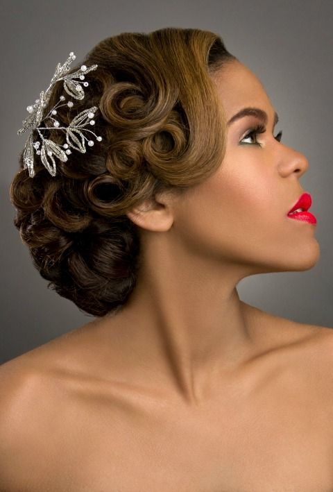 Свадьба - Brides With Sass Hair Styles