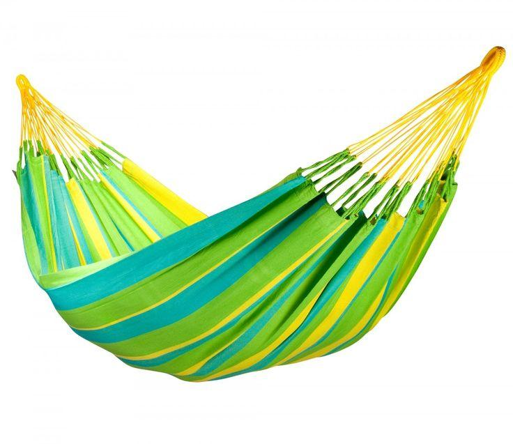 Mariage - Two Person Hammock - Sonrisa Model (Lime Color)
