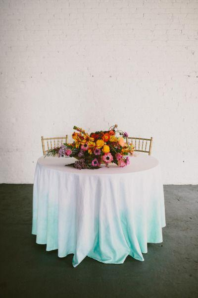 Mariage - Mint   Gold Inspired Photo Shoot From Paige Jones   Gertie Mae's Floral Studio