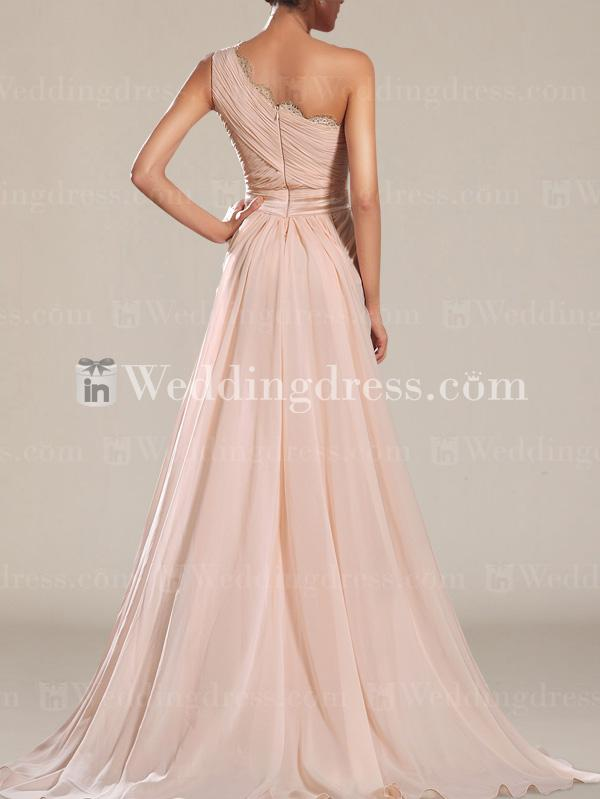 Wedding - Chiffon Prom Dress