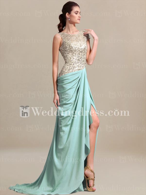 Wedding - Modern Prom Dress
