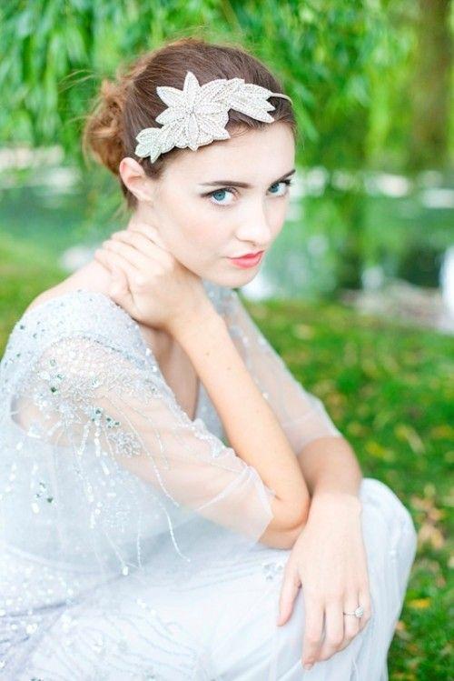 Свадьба - ❥Tocados Y Velos De Novias ❥