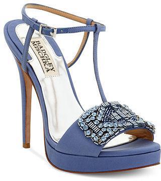 777f323d737 Badgley Mischka Amara Platform Evening Sandals  2177140 - Weddbook