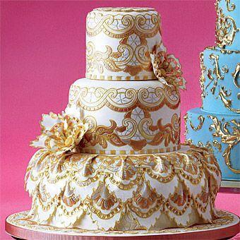 زفاف - Classic Round Wedding Cakes