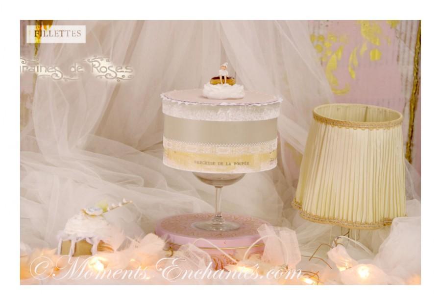 Mariage - Coffret, urne Baptême, Boite à dons