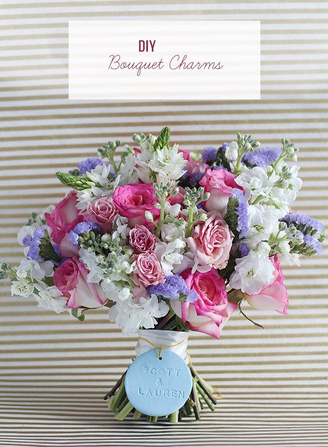 Mariage - DIY: Bouquet Charms