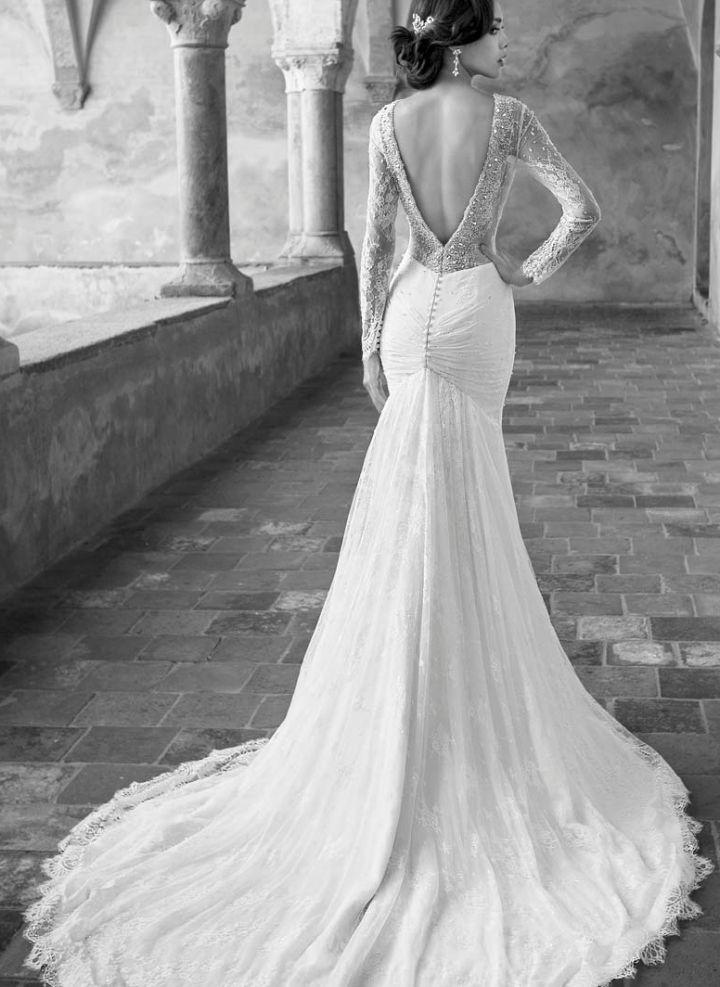 Свадьба - Alessandra Rinaudo Wedding Dresses 2015 Collection