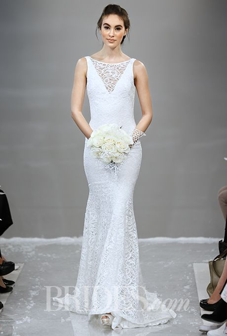 Theia Wedding Dresses Fall 2015 Bridal Runway Shows Brides.com ...