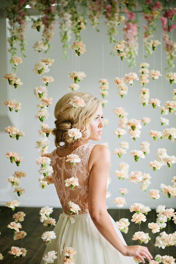 Mariage - Romantic Floral Inspiration Shoot