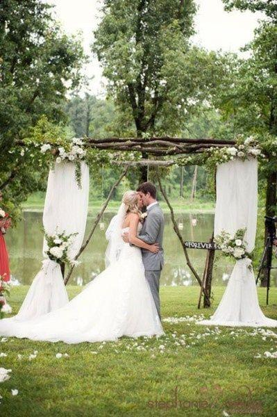 Mariage De Jardin - Garden Party {Wedding} #2178094 - Weddbook