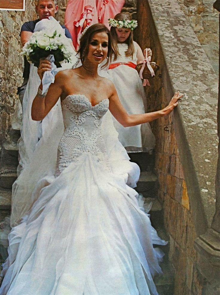 Vogue mcfadden wedding