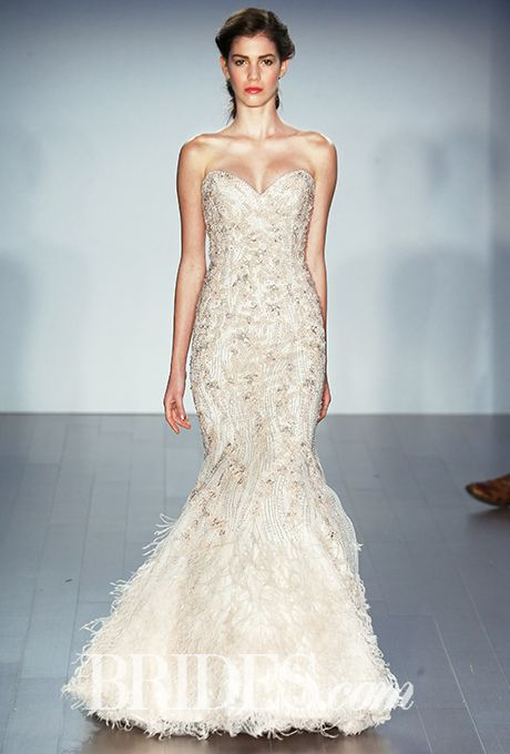 Fall Wedding Dresses 2015 Lazaro Wedding Dresses Fall