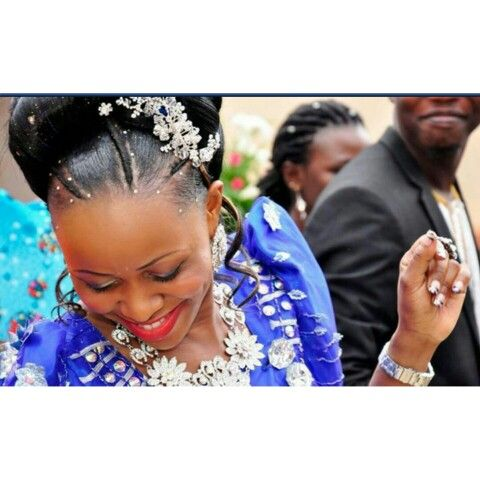 Mariage - A Bride's Bridal Hair