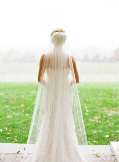 Свадьба - Rustic, Elegant Charlottesville Barn Wedding At Verulam Farm