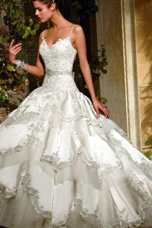 Wedding - Fairytale Wedding Dresses