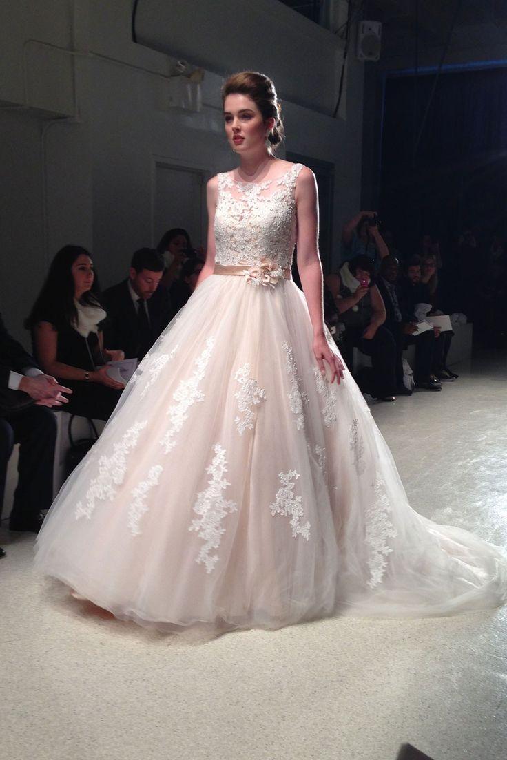 Alfred angelo 6 weddbook alfred angelo disney collection 2015 new york bridal market bridesmagazine ombrellifo Gallery
