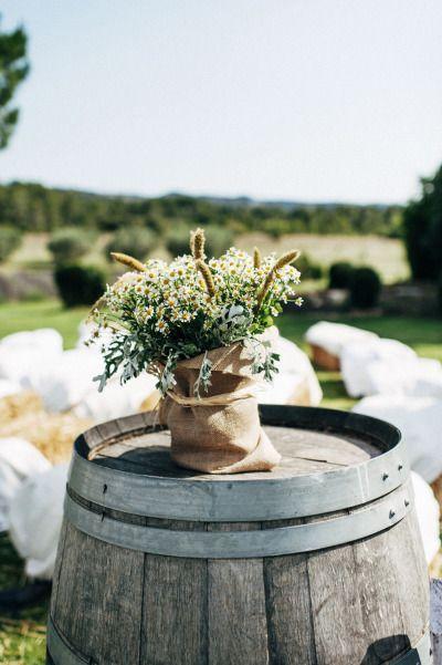 زفاف - Organic Rustic Provence Wedding