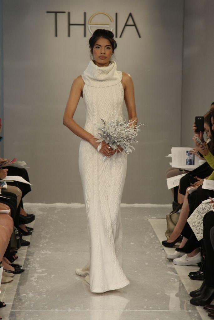 Wedding - Wedding Dresses From Theia White Collection For Fall 2015