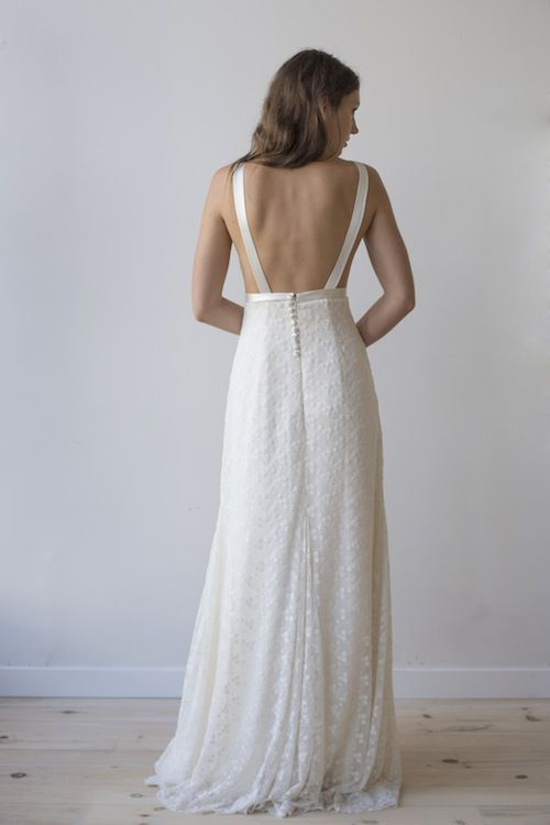 r ckenfreie kleider backless wedding gowns 2179376 weddbook. Black Bedroom Furniture Sets. Home Design Ideas