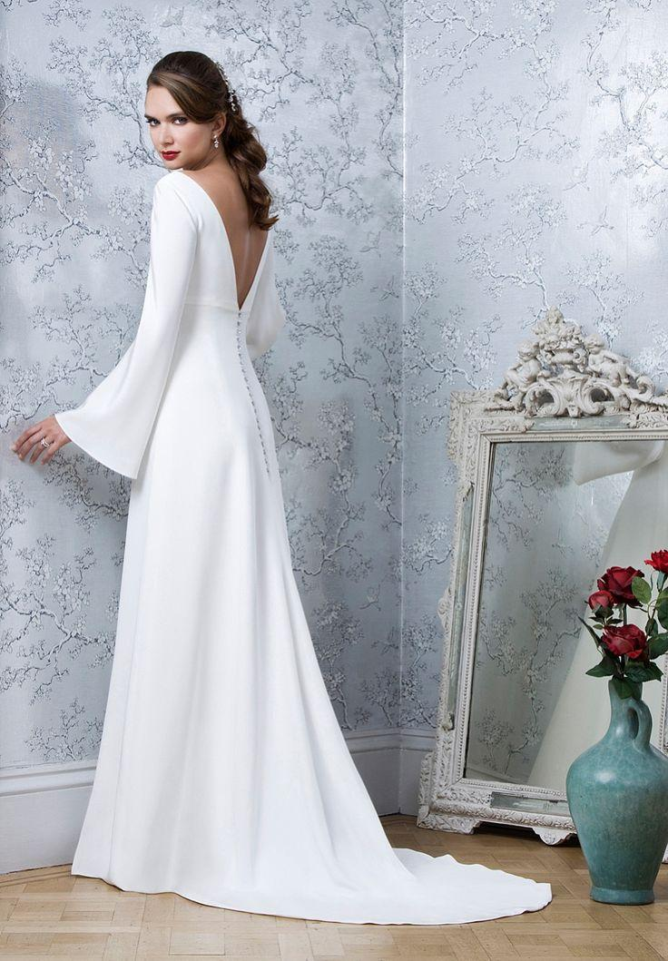Mariage - Emma Hunt London: Effortlessly Elegant And Timeless Silhouettes For The Modern Bride