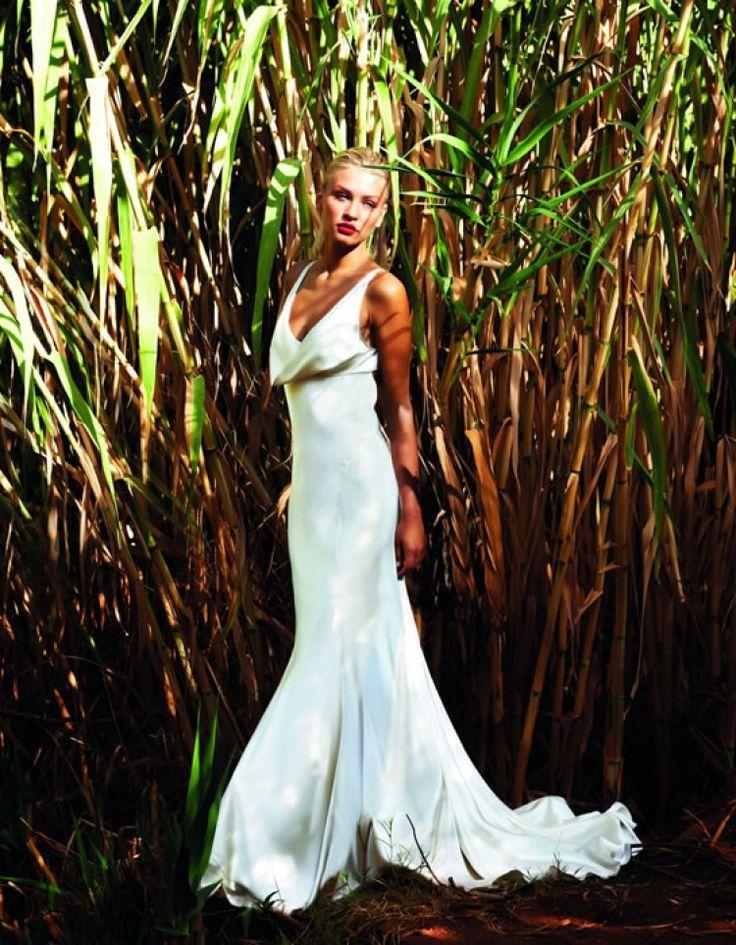 زفاف - Sleeveless Wedding Gown Inspiration