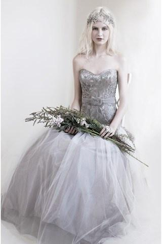 Mariage - Gray Wedding Color Inspiration