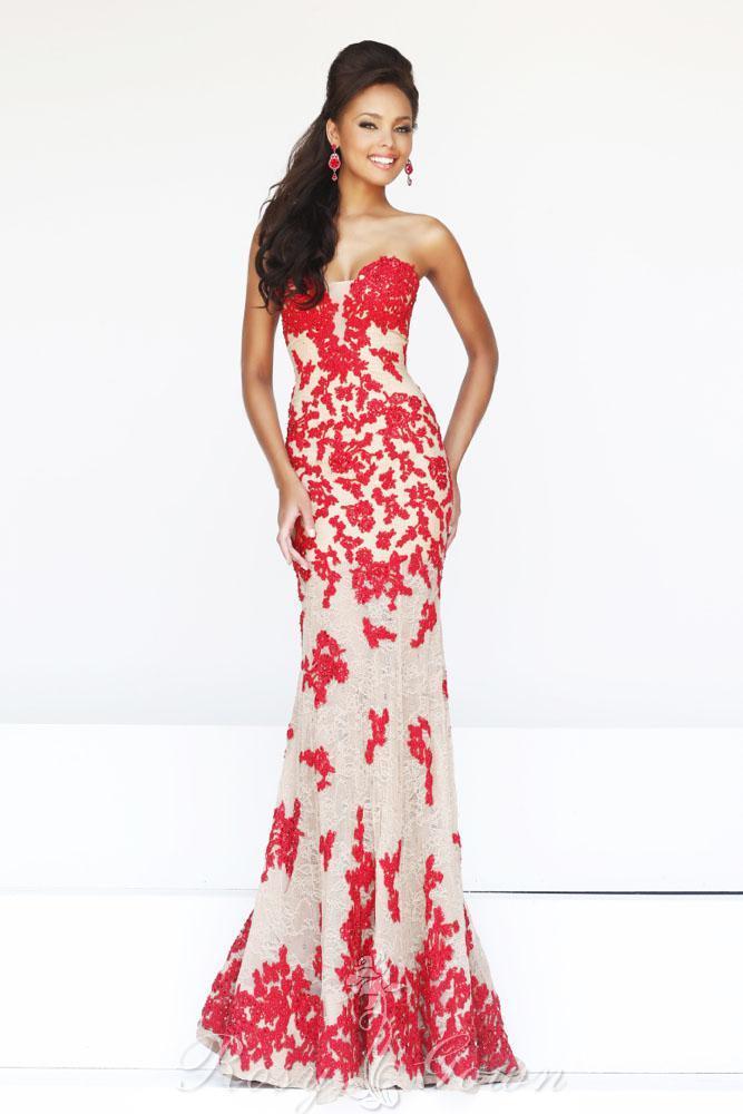 زفاف - Red Prom Dresses - RosyGown.com