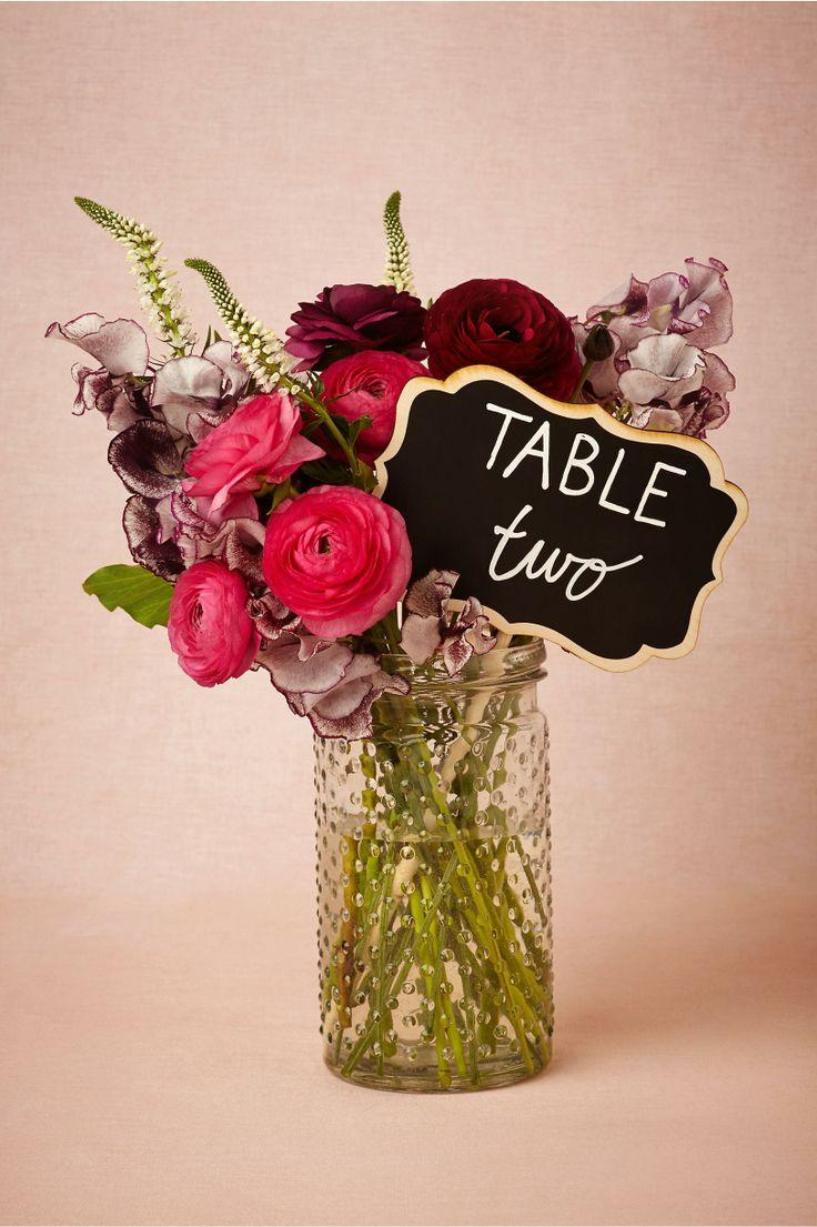 Mariage - (Table Number)