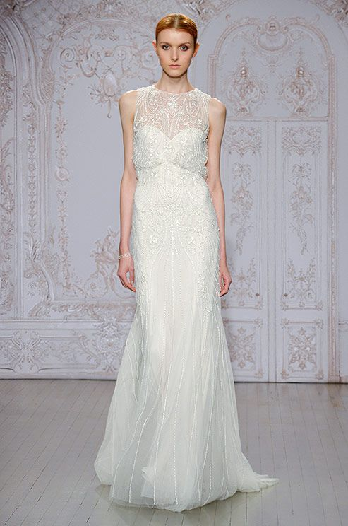Wedding - Monique Lhuillier, Fall 2015