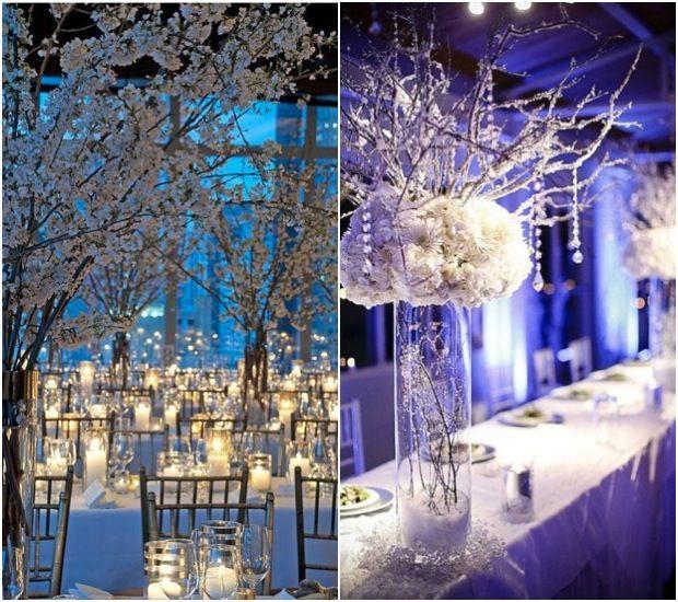 Wedding - Winter Wonderlands That Give Us Chills
