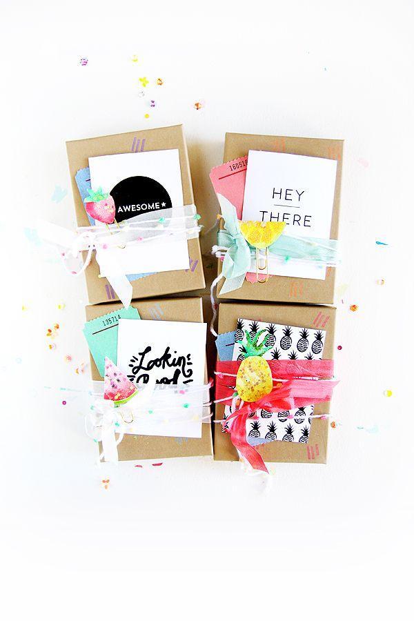 Hochzeit - Verpackungen / Gift Wrapping