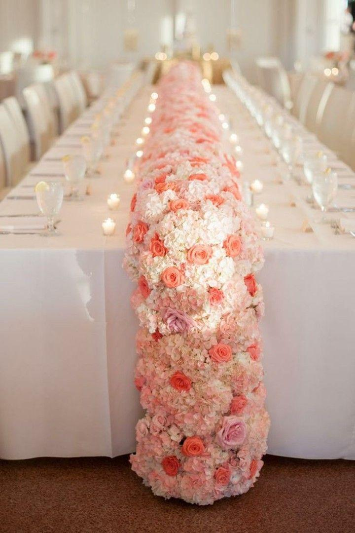 Mittelstucke Romantic Floral Wedding Centerpieces 2181146 Weddbook
