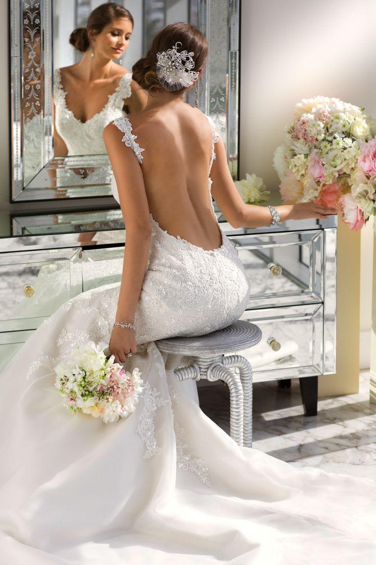 Wedding - These Risqué Wedding Gowns Are For Daring Brides Only