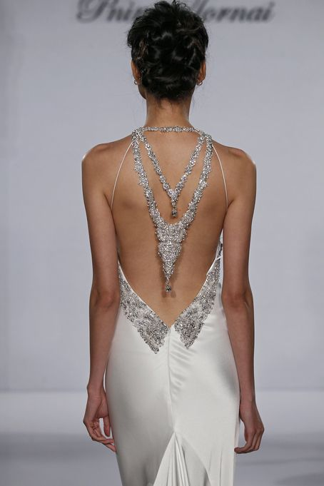 Свадьба - Backless Wedding Gowns