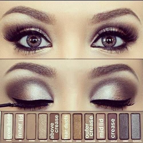Wedding - Eyeshadows And Beauty.