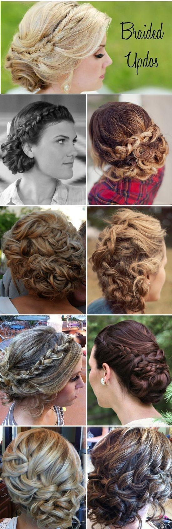 Wedding - 5 Latest Updo Hairstyles