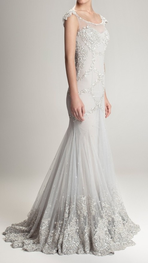 Gray Wedding Color Inspiration