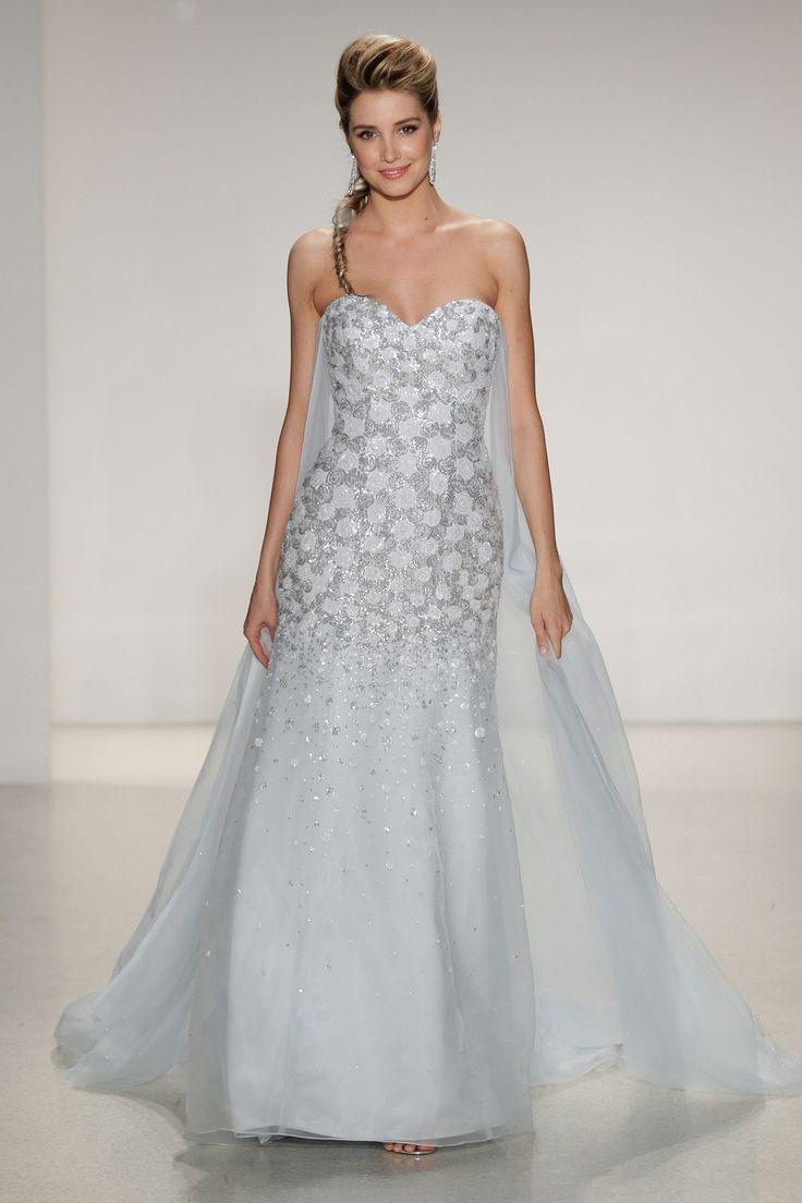 Wedding - It Was Only A Matter Of Time: You Can Now See The Real-Life Frozen Wedding Dress