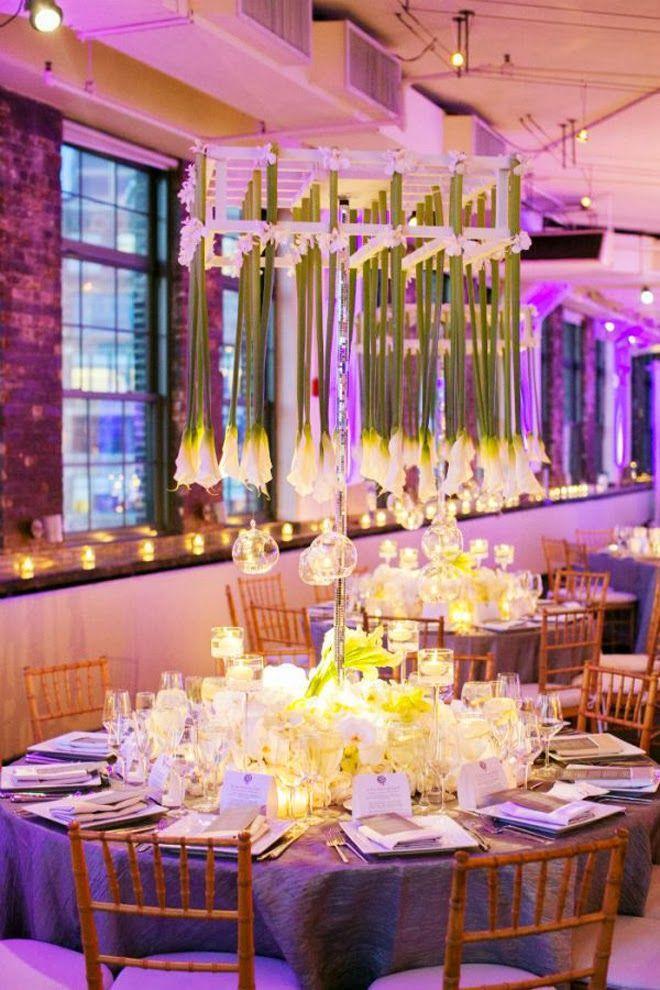 Hochzeit - ♥~•~♥ Wedding ► Centerpieces And Reception Decor