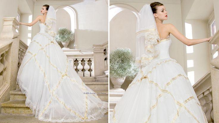 زفاف - Gold And Ivory Wedding