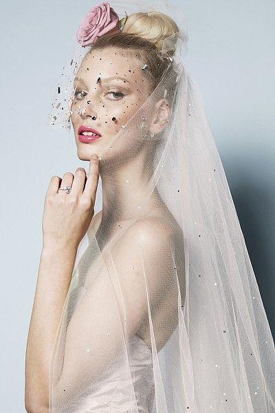 Mariage - Bridal Veils & Headpieces Inspiration