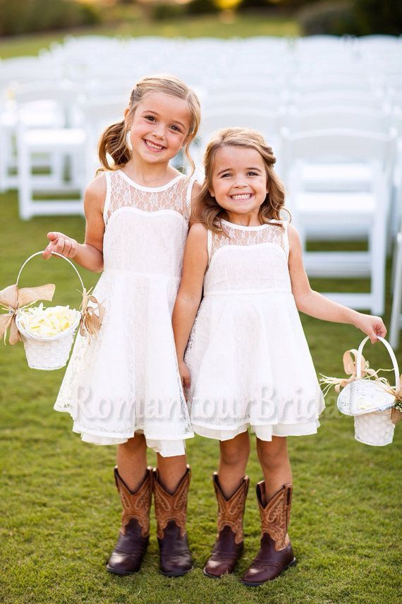 Bridesmaid And Flowergirl Dresses For Weddings 36