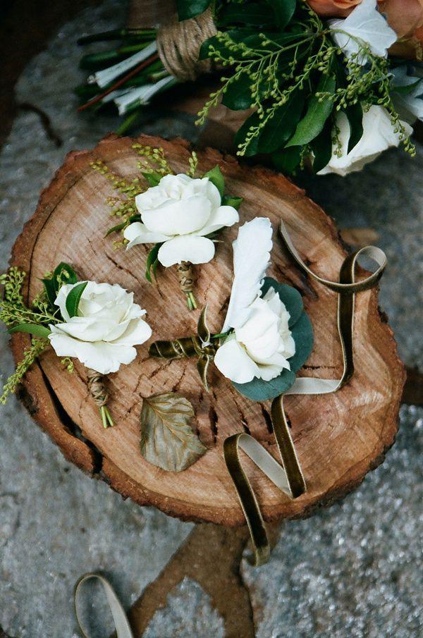 Hochzeit - Photo By Http://www.christiannetaylorweddings.com/ - Http://ruffledblog.com/sophisticated-calamigos-ranch-wedding