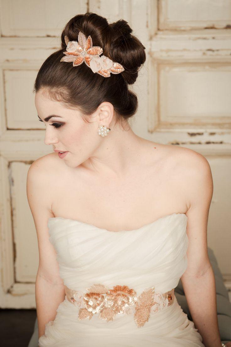 Hair Clips für Hochzeits-