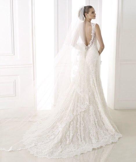 زفاف - Kala, dress by Pronovias , new collection 2015