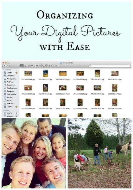 Wedding - What's The Best Way To Organize Digital Pictures