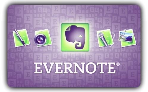 Mariage - Evernote