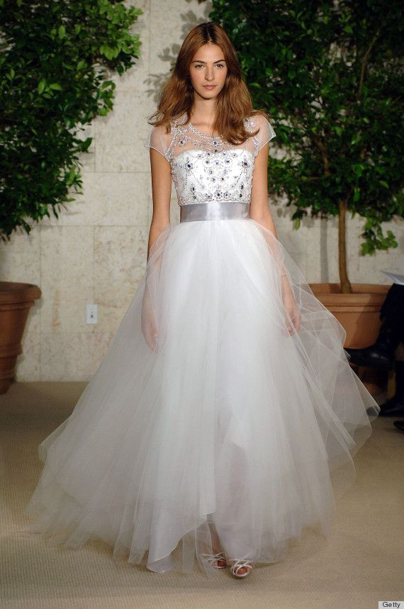 Mariage - How Oscar De La Renta Made Brides Fall In Love Again